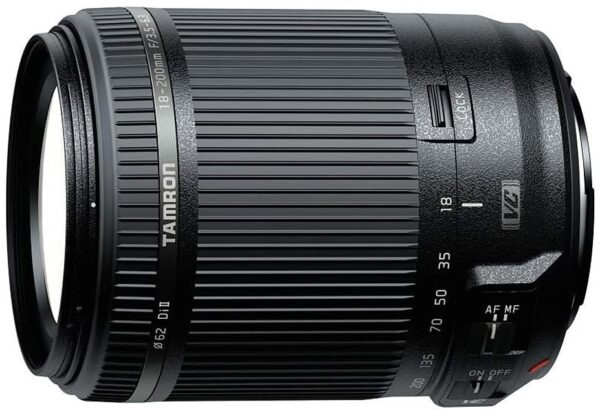 Tamron 18-200 mm DiII VC Zoom Lens for Canon