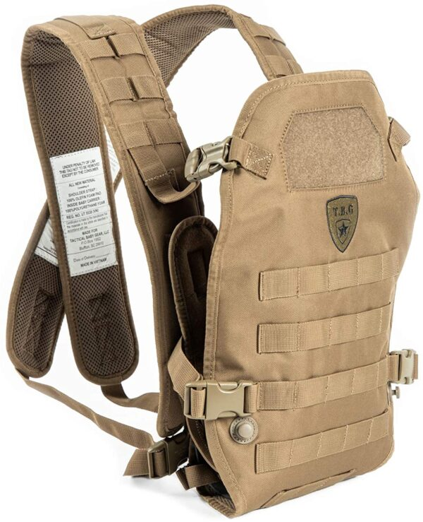Tactical Baby Gear TBG Tactical Baby Carrier (Coyote Brown)
