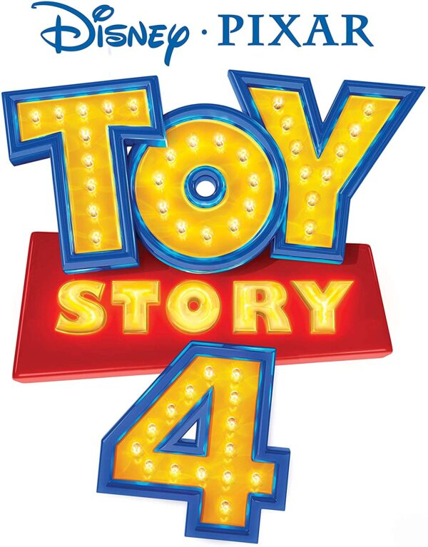 Ravensburger Disney Toy Story 4, 4 in Box (12, 16, 20, 24 piece) Jigsaw Puzzles for Kids age 3 years and up