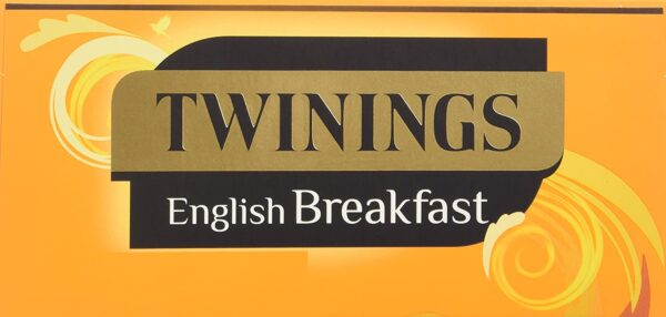Twinings English Breakfast Tea 400 Tea Bags, (Multipack of 4 x 100 Bags)