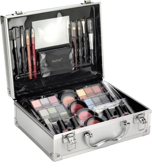 Technic Large Beauty Case with Cosmetics, 91264