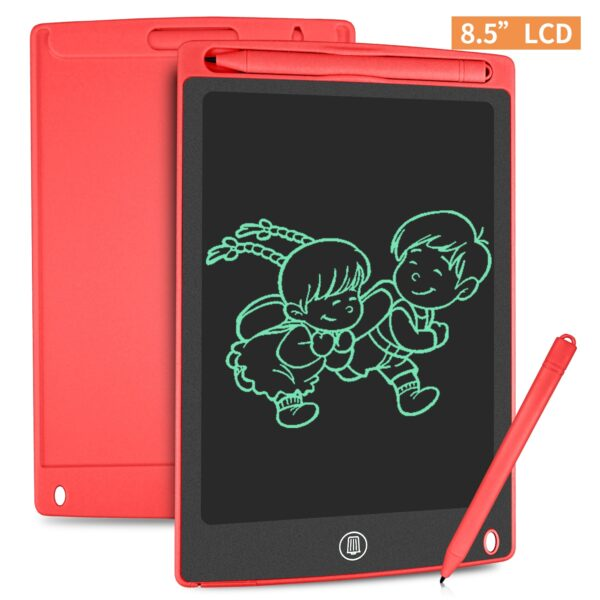 """NEWYES Drawing Tablet 8.5"""" LCD Writing Tablet Electronics Graphic Board Ultra-thin Portable Handwriting Pads with Pen Kids Gifts"""