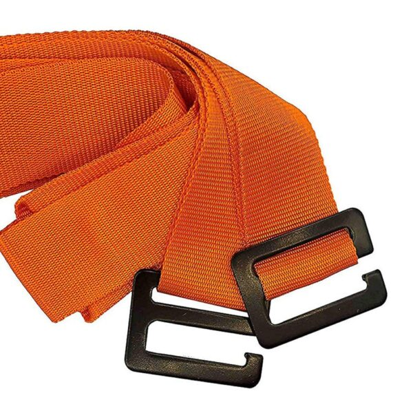 2Pcs Labor-saving Furniture Moving Shoulder Back Straps Ropes Forklift Lifting Moving Strap Transport Belt Wrist Straps