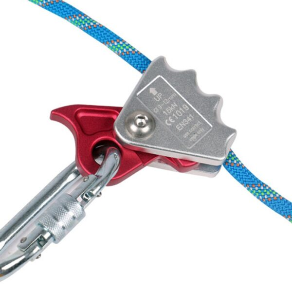 15KN Safety Climbing Rope Grab Mountaineering Tree Arborist Rock Climbing Cable Rope Lanyard Protecta